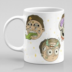 Morty faces
